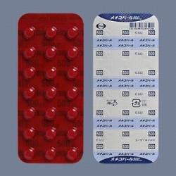 メチコバール 錠 500μg メチコバール錠500μgの副作用と効果を分かりやすく解説