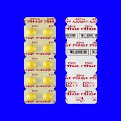 糖衣錠 アリナミン f